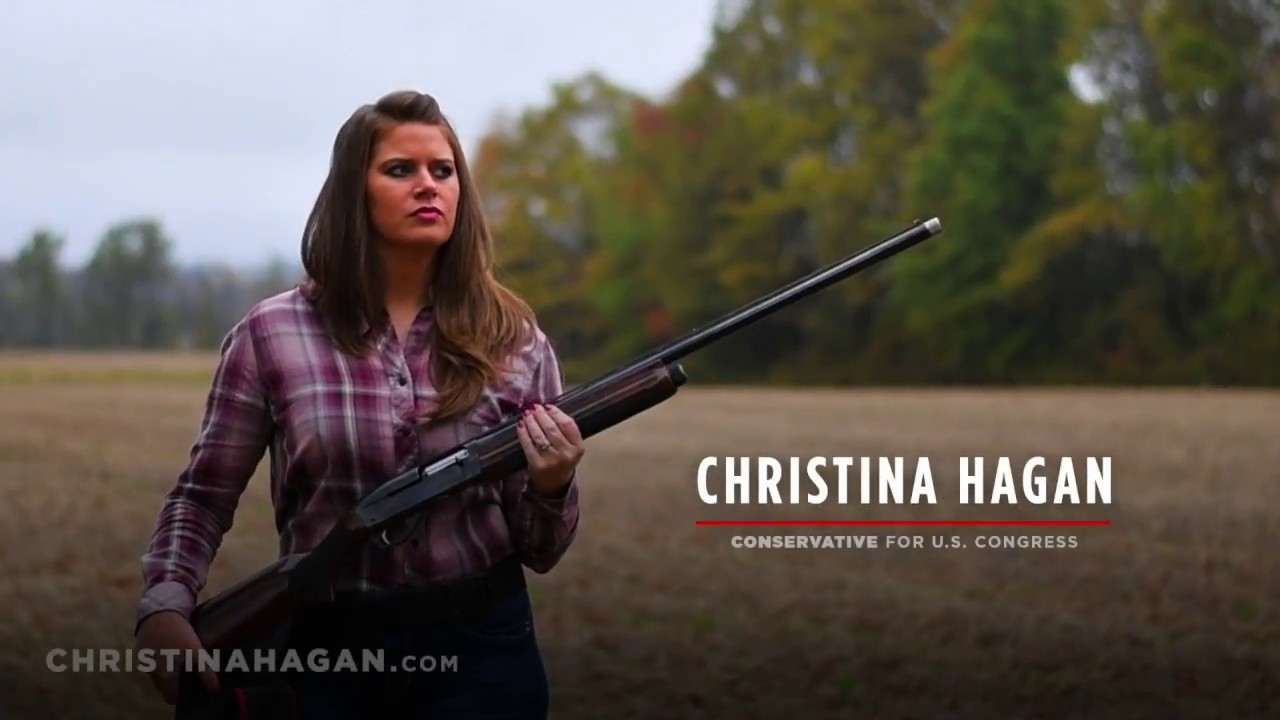 Christina Hagan for us congress