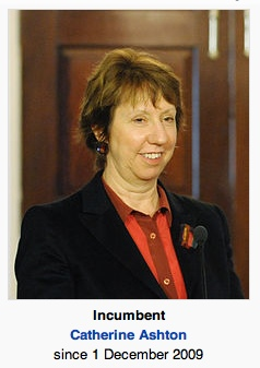 The Baroness Ashton of Upholland